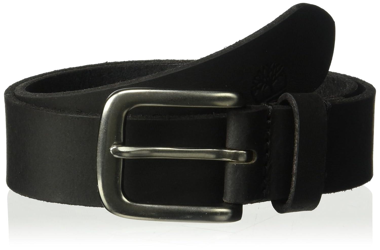 Timberland Boys' Big Leather Belt for Kids