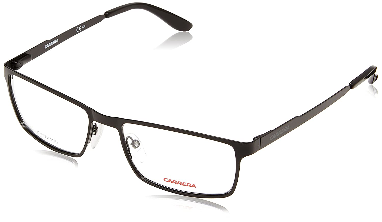 Lens Diameter 56mm Carrera 6630 Eyeglass Frames CA6630-0003-5617 Distance Matte Black Frame