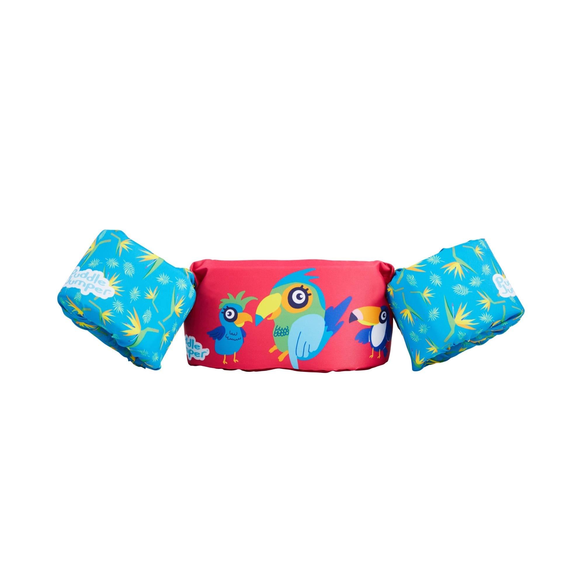 Stearns Puddle Jumper Kids Life Jacket | Life Vest for Children, Blue Bird, 30-50 Pounds