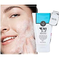 Whitening Facial Cleansing Foam Q10 Bright White, Wrinkle Reduction-acne Skin Facewash Scrub, Facial Cleanser with…