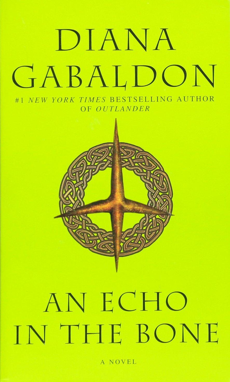 Echo Bone Novel Outlander