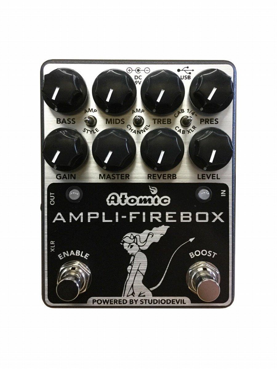 ATOMIC / Ampli-Firebox アトミック マルチエフェクター B076D5P87M