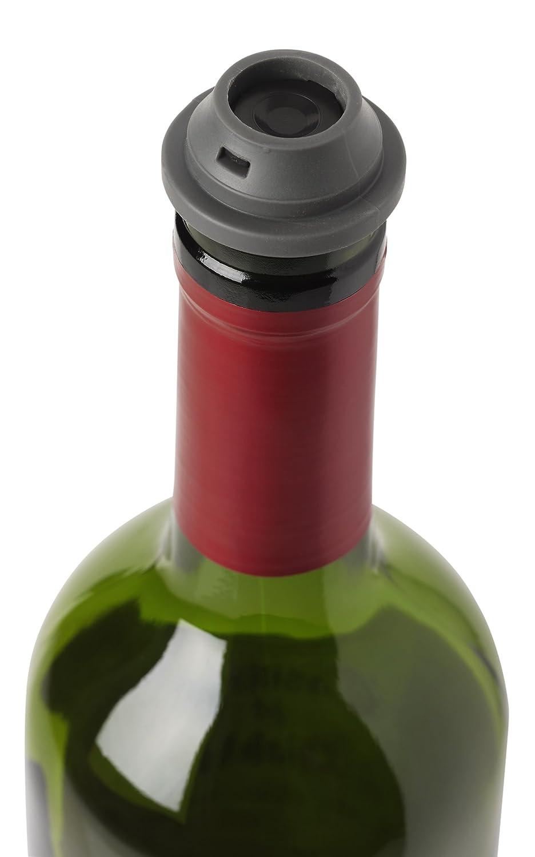 3 Bouchons Noir Le Creuset 59014021007169 Pompes /à Vin