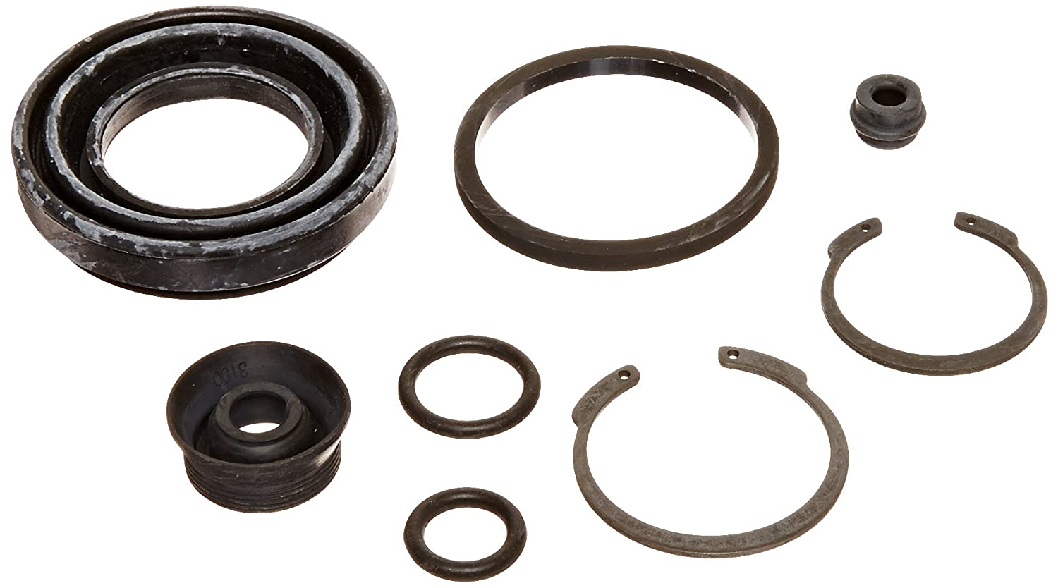 Raybestos WK2928 Professional Grade Disc Brake Caliper Boot and Seal Kit