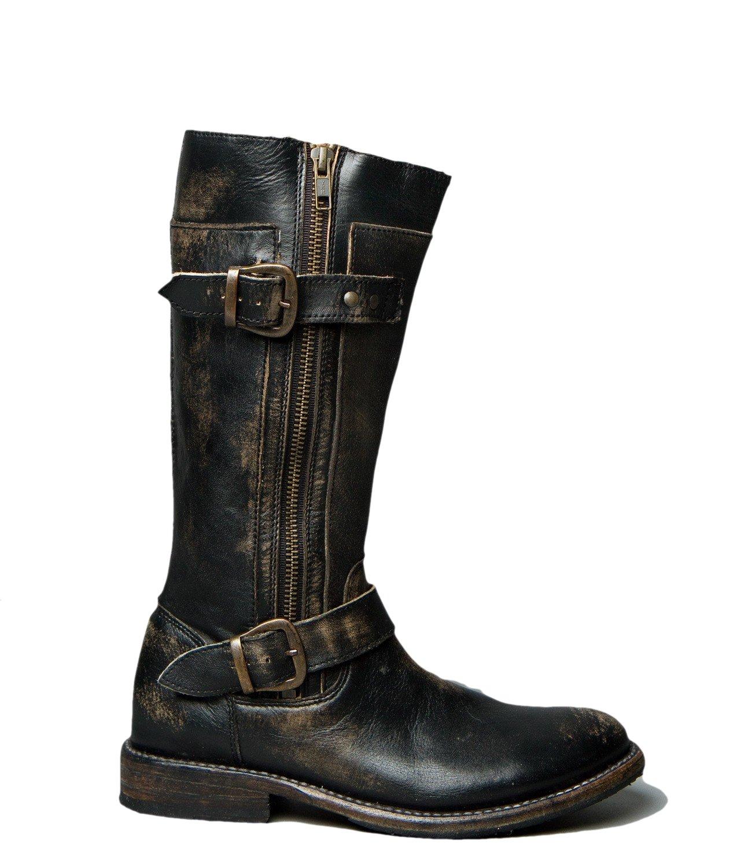 Bed|Stu Women's Gogo Boot B007RASR6U 9 B(M) US|Black Hand Wash