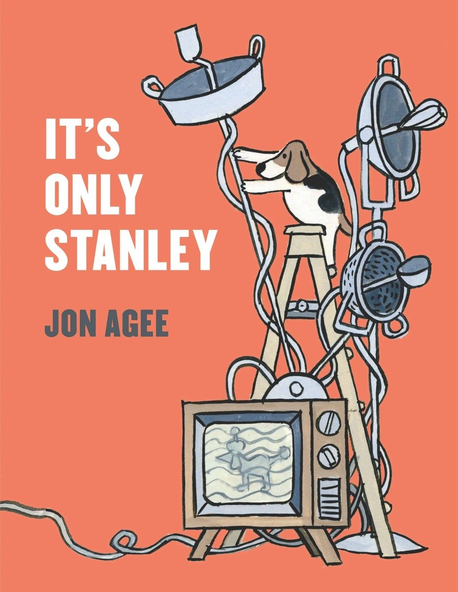 It's Only Stanley (Irma S and James H Black Award for Excellence in Children's Literature (Awards)): Agee, Jon: 9780803739079: Amazon.com: Books