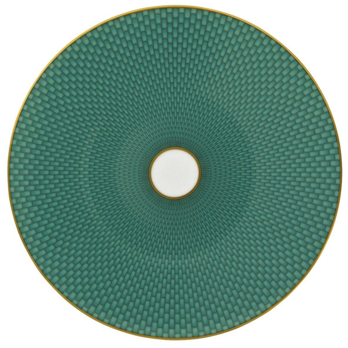 Raynaud 2012 Trésor Turquoise Dessert Plate