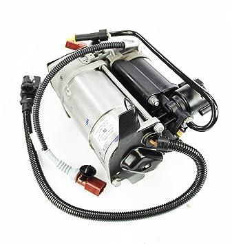 Original Wabco Compresor Suspensión Aire suspensión de aire para Audi A8 4E solo Gasolina: Amazon.es: Coche y moto