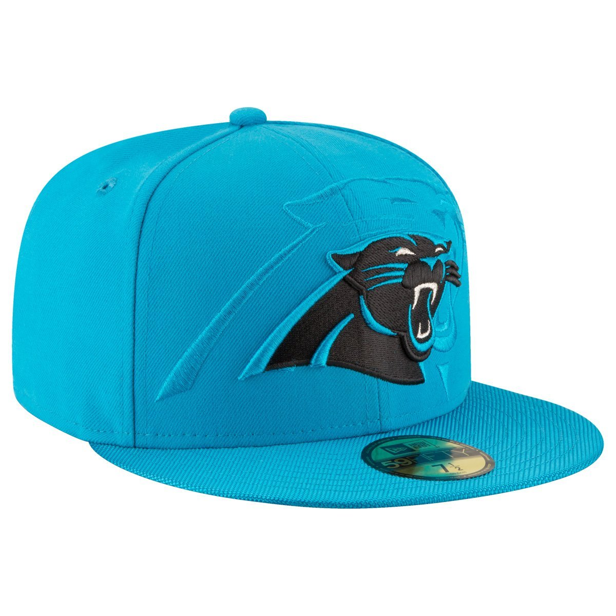 d5173330b42 New Era Nfl Sideline 59Fifty Carpan Otc - Cap line Carolina Panthers for  Man