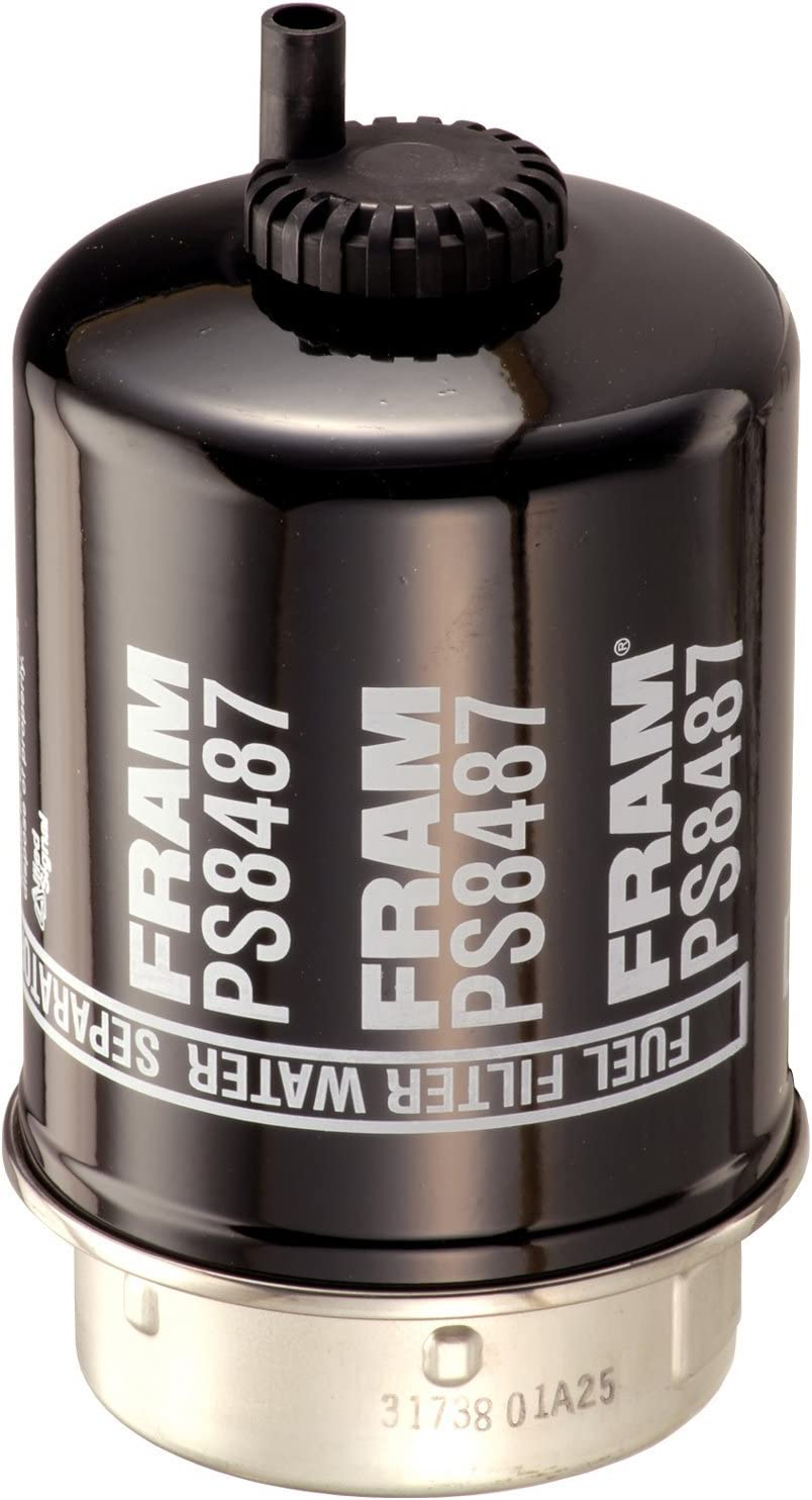 FRAM PS8487 Fuel and Water Snap-lock Separator