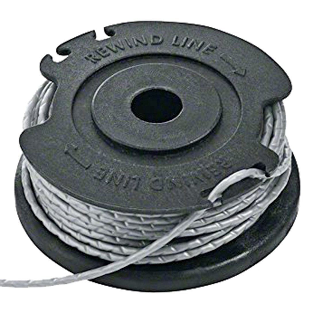 SPARES2GO 1.65mm Spool Feed Line for Bosch Art 23 26 SL Strimmer/Trimmer (4 metres)