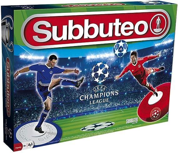 Eleven Force Subbuteo Playset UEFA Champions League (10865 ...