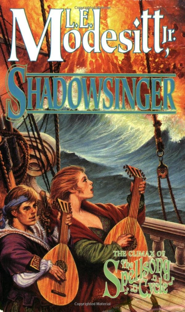Shadowsinger: The Final Novel of The Spellsong Cycle pdf epub