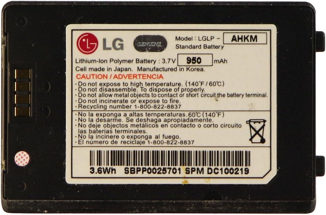 LG 950mAh Factory Original A-Stock Battery for VX9100 Env2