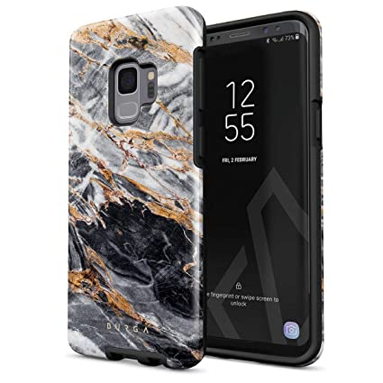 Amazon.com: Burga - Carcasa rígida para Samsung Galaxy S9 ...