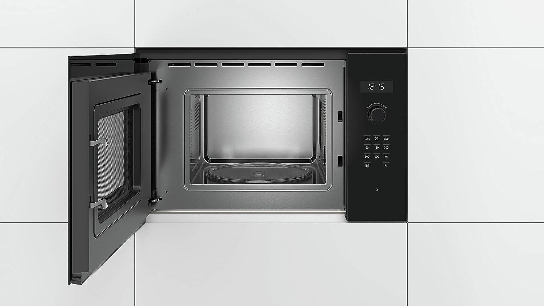 Bosch BFL12MB12 Serie 12 Einbau Mikrowelle / 91212 W / 212 L ...