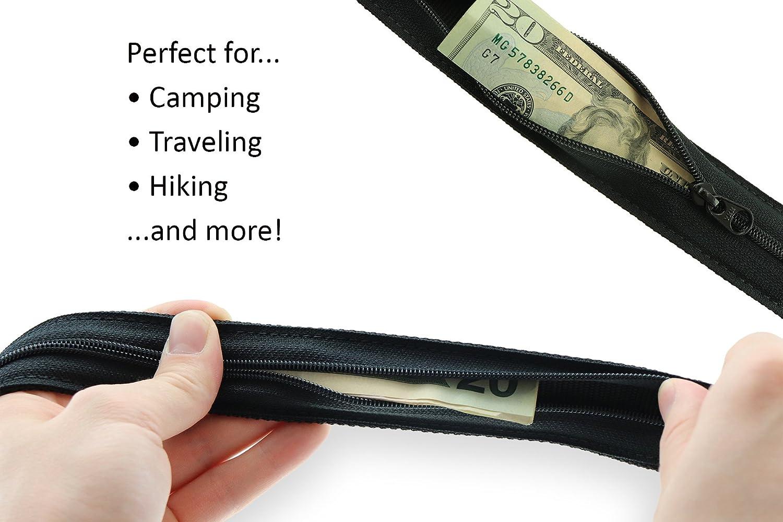 Outdoor American Made Secure Travel Trekker Money Belt Comfortable by Thomas Bates
