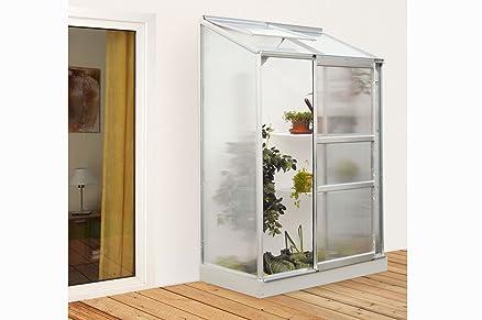 Vitavia Ida 900 HKP - Mini-serra da balcone/terrazzo, 4 mm 0,90 m² ...