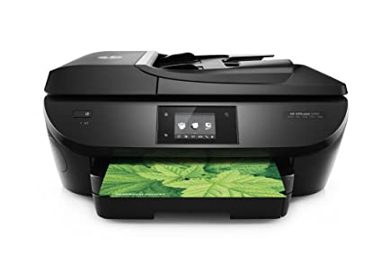HP OfficeJet 5740 E-AIO - Impresora multifunción con inyección de Tinta (4800 x 1200 dpi) Color Negro