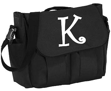 Amazon Com Personalized Diaper Bag Monogram Print Personalized