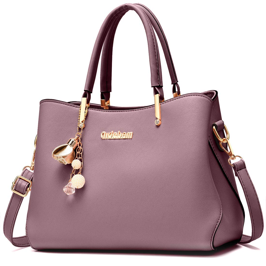 Purses and Handbags for Women Top Handle Satchel Shoulder Bags for Ladies by ACLULION