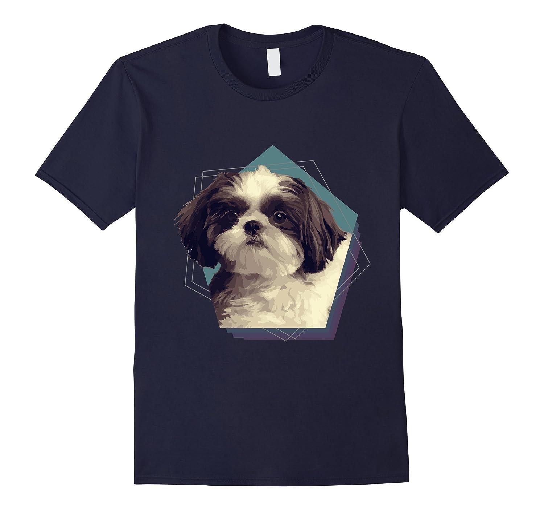 Shih tzu t shirt toy dog tee vaci vaciuk for T shirt dog toy