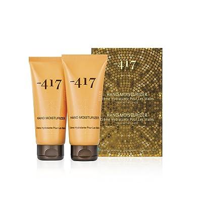 -417 Crema hidratante para manos - Complejo mineral precioso - Mar Muerto