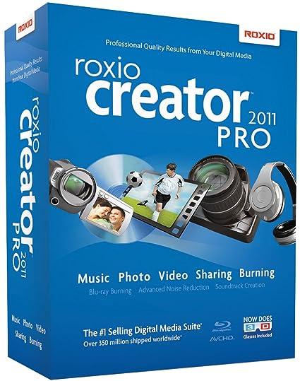 amazon com roxio creator 2011 pro old version rh amazon com Roxio Creator 2011 Serial roxio creator 2011 user manual