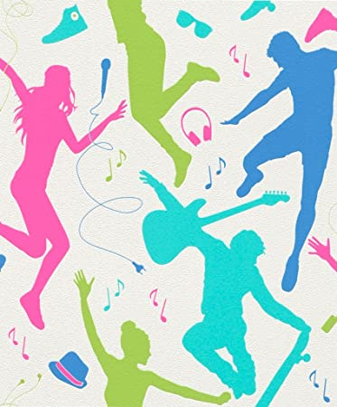 Rasch Tapete - Kids & Teens 2016 Art. 458602: Amazon.de: Küche ...