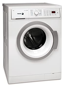 Fagor F-7212 Independiente Carga frontal 7kg 1200RPM A+++ Blanco - Lavadora (Independiente,