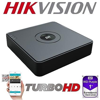 HiWatch DVR-104G-F1(1TB) dvr,CCTV, Video Recorder