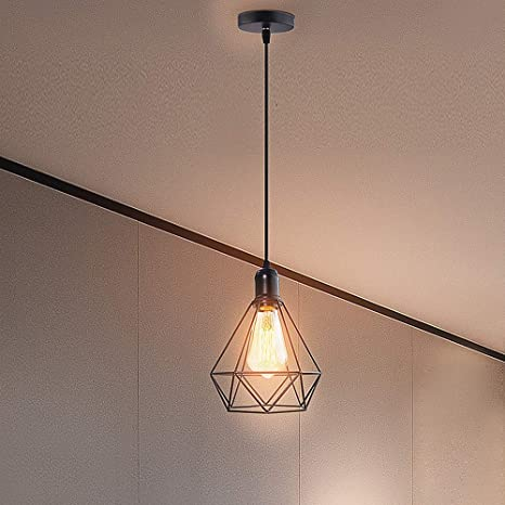 Pendant Lighting Hanging Light Fixture Flush Mount Ceiling Lamp
