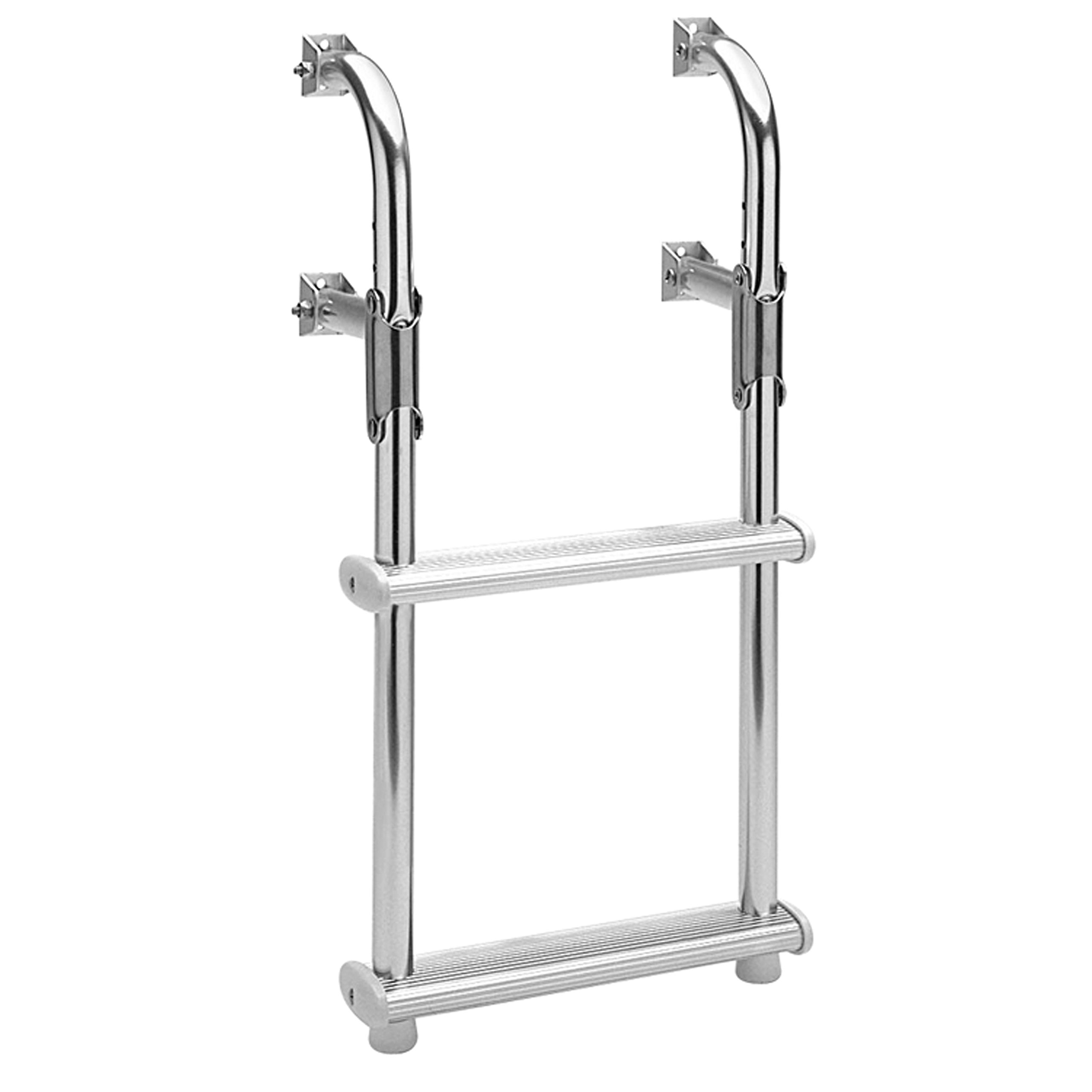 Garelick/EEz-In 18017:01 Compact Transom Ladder by Garelick/EEz-In