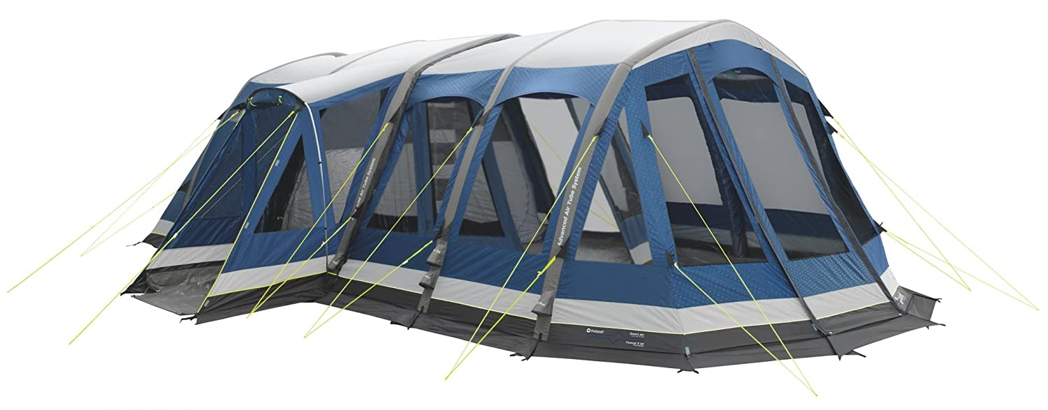 Outwell Tomcat 5SA Front Awning blue