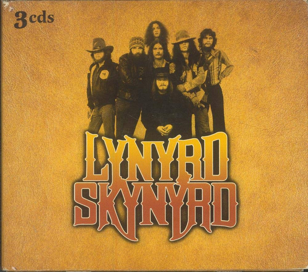 Lynyrd Skynyrd 3 CD's: Double What's 2021 model Max 53% OFF Name Your Trouble