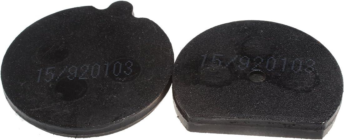 Friday Part Hand Brake Park Pad Kit 15//920103 for JCB 2CX SS620 SD40 4CX PS760 Brake Pad