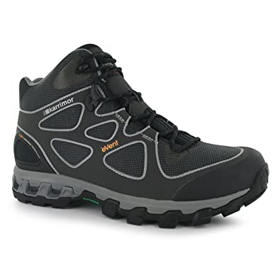 Mens KSB Cougar Walking Hiking Boots Sport Lace Up Shoes Waterproof