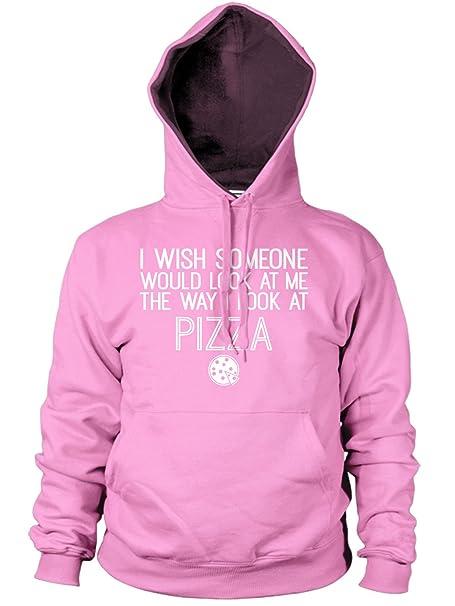FunkyShirt - Sudadera con capucha - para hombre Rosa rosa claro L: Amazon.es: Ropa y accesorios