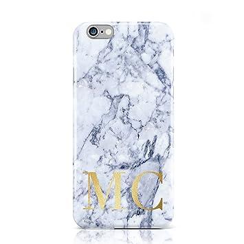 iphone 6 case marble initials