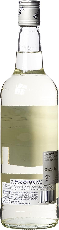 Belmont Belmont Estate COCONUT Premium Spirit Drink 30% Vol. 0,7l - 700 ml