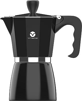 Vremi Stovetop Espresso Maker – Moka Pot Coffee Maker