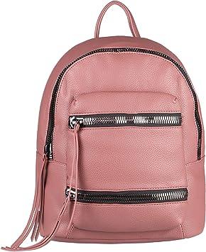 Frauen Cityrucksack Handtasche Schultertasche Canvas Umhängetasche Shopper Bag