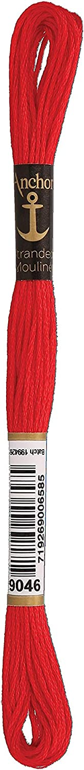 118 No Skein stranded ANCHOR embroidery