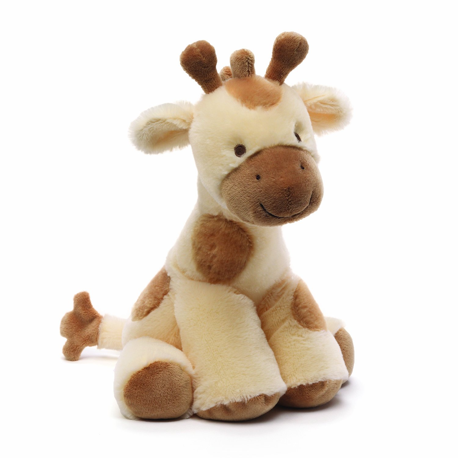 Amazon Com Gund Niffer Giraffe Musical Baby Stuffed Animal Toy Baby