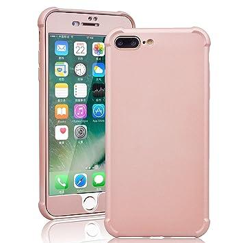 Smartlegend Funda iPhone 7 Plus Silicona, iPhone 7 Plus Case ...