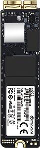 Transcend 480GB JetDrive 850 Nvme PCIe Gen3 X4 SSD Solid State Drive TS480GJDM850