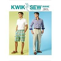 KWIK-SEW PATTERNS K4045 Men's Shorts and Pants