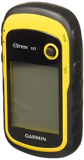 Garmin Handheld eTrex 10 GPS Navigator