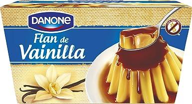Danone Depostre - Flan De Vainilla, Pack 4 x 100 g: Amazon.es: Alimentación y bebidas