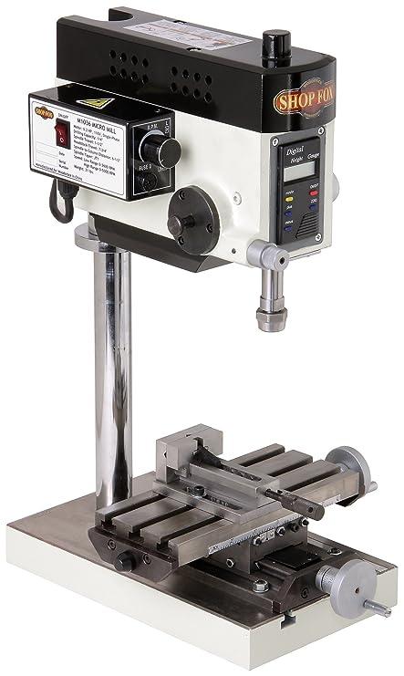 Used Milling Machines Power Tools Tools Home Amazon Com >> Shop Fox M1036 Micro Milling Machine